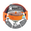 Sea to Summit X-Pot - Equipamiento para cocinas de camping - 1,4L naranja